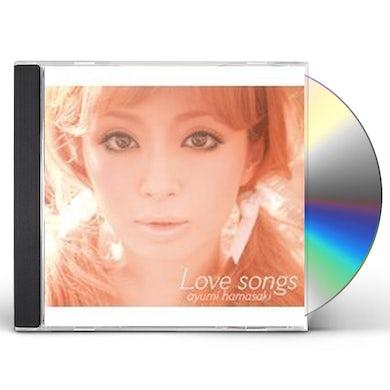 Ayumi Hamasaki LOVE SONGS CD