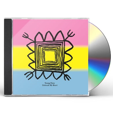 Young Hare UNBREAK MY HEART CD