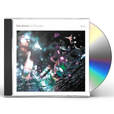 IN THE LENS CD