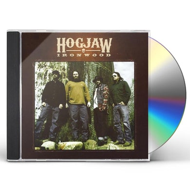 Hogjaw IRONWOOD CD