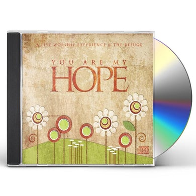 Refuge YOU ARE MY HOPE [LIVE] CD