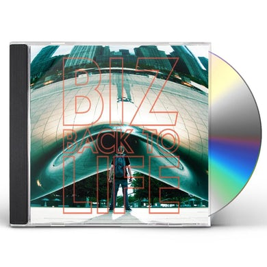 Biz BACK TO LIFE CD