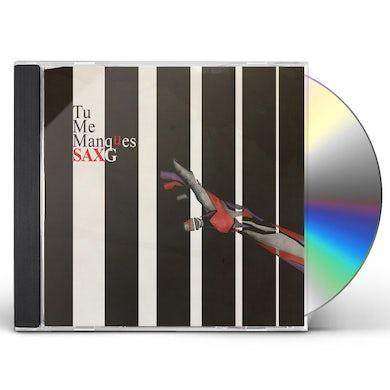 Sax G TU ME MANQUES CD