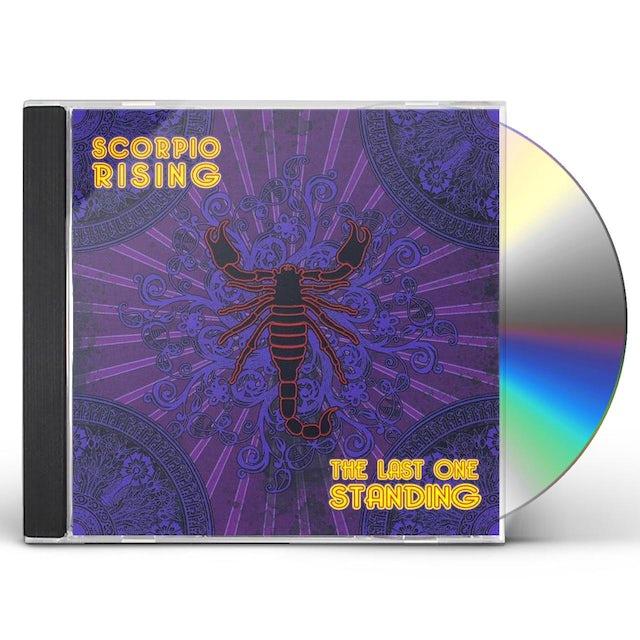 Scorpio Rising LAST ONE STANDING CD