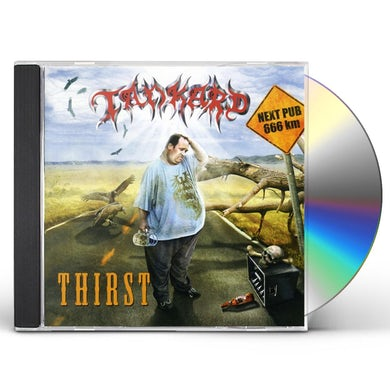 Tankard THIRST CD