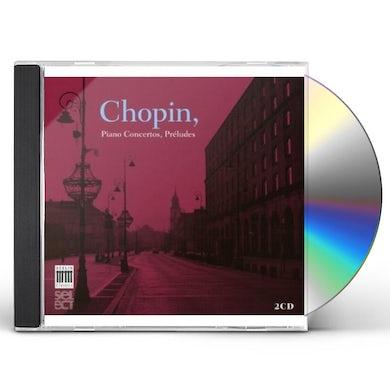Grieg BC-SELECT 14 CHOPIN: PIANO CONCE CD