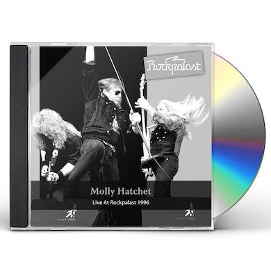 Molly Hatchet LIVE AT ROCKPALAST CD
