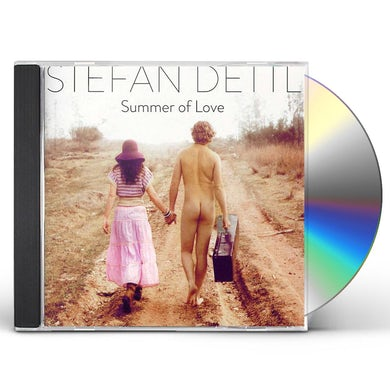 Stefan Dettl SUMMER OF LOVE CD