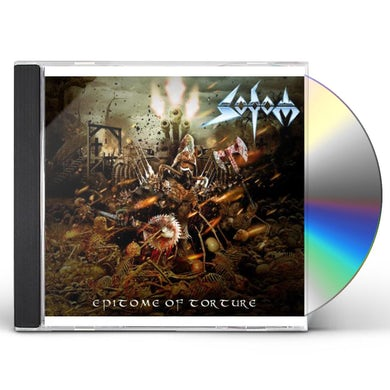 Sodom EPITOME OF TORTURE CD