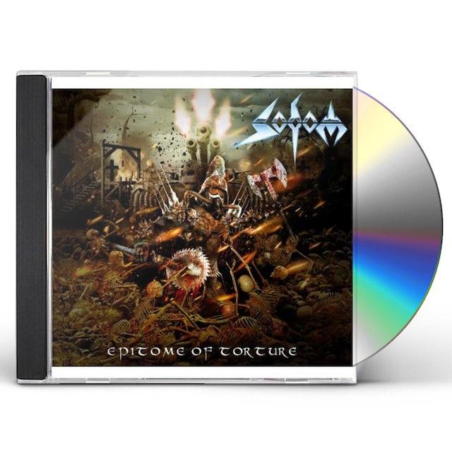 Sodom EPITOME OF TORTURE CD