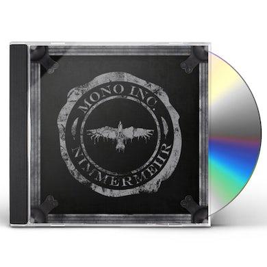 Mono Inc. NIMMERMEHR CD