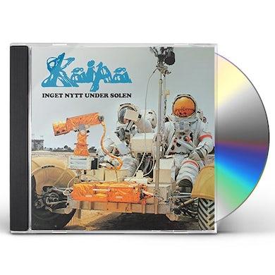 KAIPA INGET NYTT UNDER SOLEN (REMASTER) CD