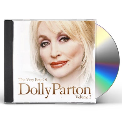 Dolly Parton VERY BEST OF 2 CD
