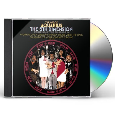 Fifth Dimension AGE OF AQUARIUS CD
