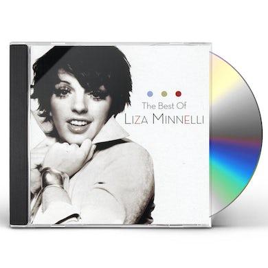 BEST OF LIZA MINNELLI CD