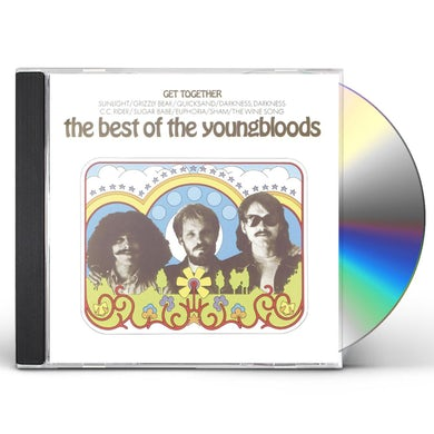 The Youngbloods BEST OF CD