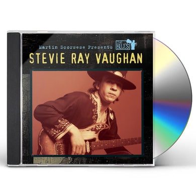 Stevie Ray Vaughan PRESENTS THE BLUES CD