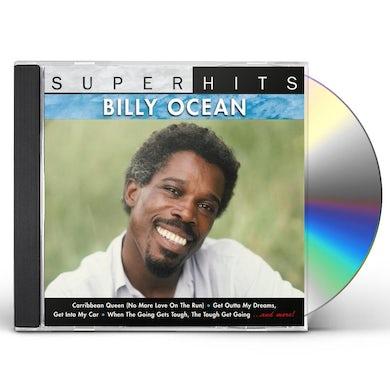 Billy Ocean SUPER HITS CD