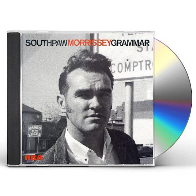 Morrissey SOUTHPAW GRAMMAR CD