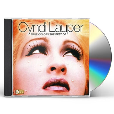 Cyndi Lauper TRUE COLORS: BEST OF CD