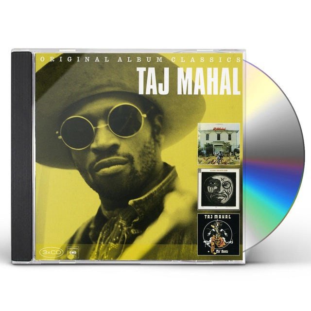 Taj Mahal ORIGINAL ALBUM CLASSICS CD