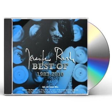 Jennifer Rush BEST OF 1983-2010 CD