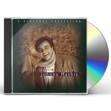 CHRISTMAS MUSIC OF JOHNNY MATHIS: A PERSONAL CD