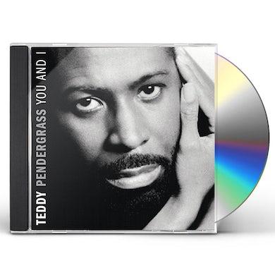 Teddy Pendergrass YOU & I CD