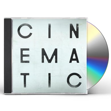 The Cinematic Orchestra To Believe CD
