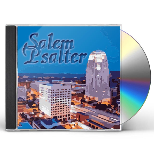 Michael Anderson SALEM PSALTER CD