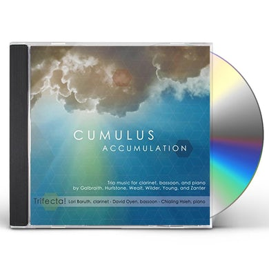 Trifecta CUMULUS ACCUMULATION CD