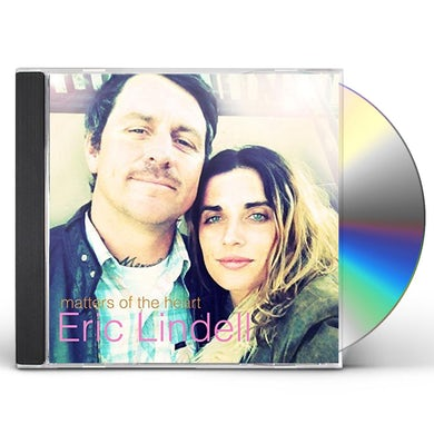 Eric Lindell MATTERS OF THE HEART CD