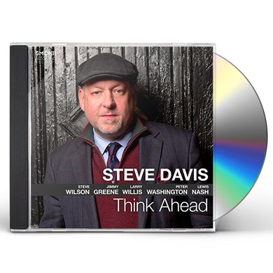 Steve Davis THINK AHEAD CD