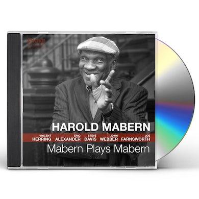 Harold Mabern MABERN PLAYS MABERN CD
