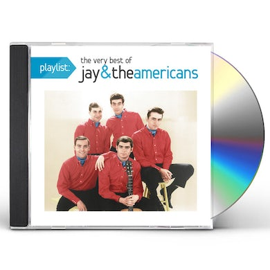 Jay & Americans PLAYLIST: VERY BEST OF JAY & THE AMERICANS CD