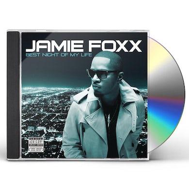Jamie Foxx BEST NIGHT OF MY LIFE CD