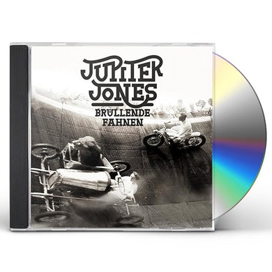 Jupiter Jones BRULLENDE FAHNEN CD