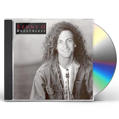 Kenny G Breathless CD