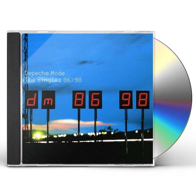 Depeche Mode SINGLES 86-98 CD