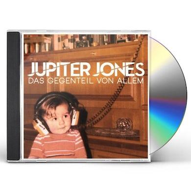 Jupiter Jones DAS GEGENTEIL VON ALLEM CD