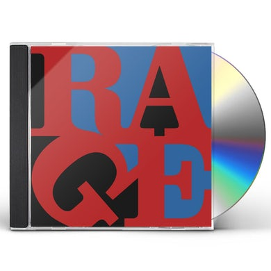 Rage Against The Machine RENEGADES CD