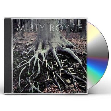 Misty Boyce LIFE CD