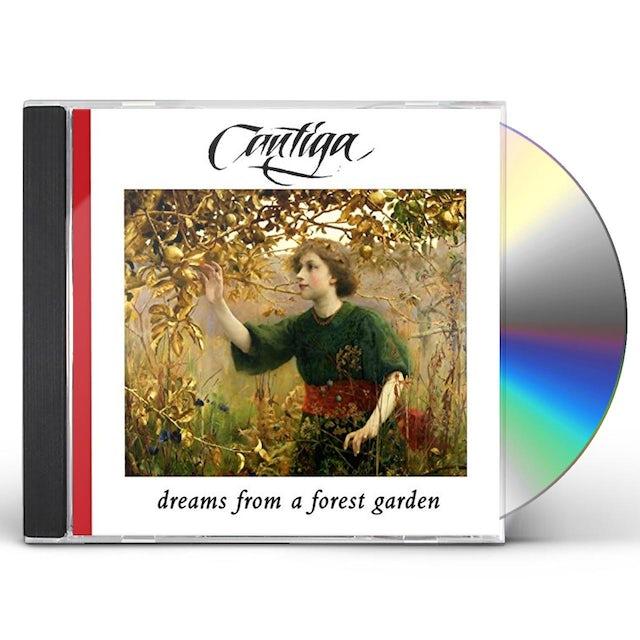 Cantiga DREAMS FROM A FOREST GARDEN CD