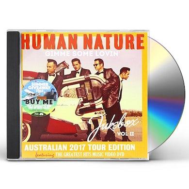Human Nature GIMME SOME LOVIN: JUKEBOX VOL 2 CD
