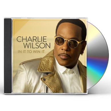 Charlie Wilson IN IT TO WIN IT CD