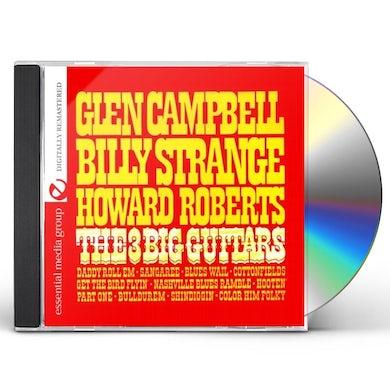 Glen Campbell BIG 3 GUITARS CD