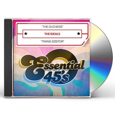 Ideals DUCHESS / TRANS ZIZSTOR (DIGITAL 45) CD
