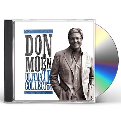 ULTIMATE COLLECTION DON MOEN CD