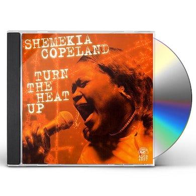 Shemekia Copeland TURN THE HEAT UP CD