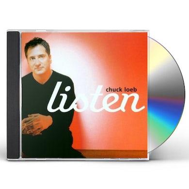 Chuck Loeb LISTEN CD